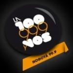 Logo da emissora Radio Sol 99.9 FM