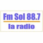 Logo da emissora Radio Sol 88.7 FM