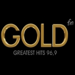Logo da emissora Gold 96.9 FM
