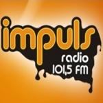 Logo da emissora Impuls 101.5 FM