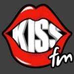 Logo da emissora KISS 96.1 FM