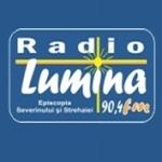Logo da emissora Lumina 90.4 FM