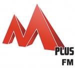 Logo da emissora M Plus 95.7 FM