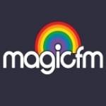 Logo da emissora Magic FM