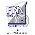 Logo da emissora Radio Sudeste 96.3 FM