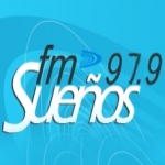Logo da emissora Radio Sueños 97.9 FM