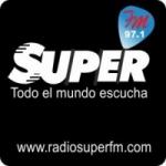 Logo da emissora Radio Super 97.1 FM