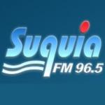Logo da emissora Radio Suquia 96.5 FM