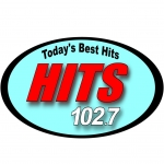 Logo da emissora KXMZ 102.7 FM