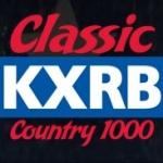 Logo da emissora KXRB 1000 AM