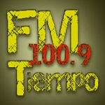 Logo da emissora Radio Tiempo 100.9 FM