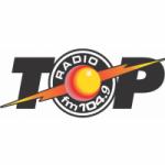 Logo da emissora Radio Top 104.9 FM