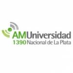 Logo da emissora Radio Universidad 1390 AM