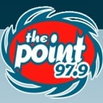 Logo da emissora The Point 97.9 FM