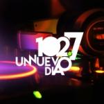 Logo da emissora Radio Un Nuevo Dia 102.7 FM