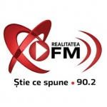 Logo da emissora Realitatea 90.2 FM
