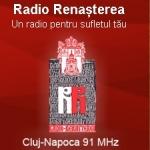 Logo da emissora Renasterea 91 FM