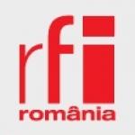 Logo da emissora RFI Romania 93.5 FM