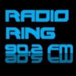 Logo da emissora Ring 90.2 FM