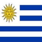 Logo da emissora Radio Uruguay 87.9 FM