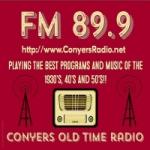 Logo da emissora Radio Conyers 89.9 FM