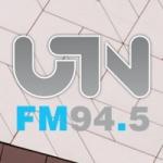 Logo da emissora Radio UTN Universidad 94.5 FM
