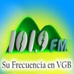 Logo da emissora Radio Villa General Belgrano 101.9 FM