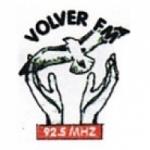 Logo da emissora Radio Volver 92.5 FM