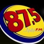 Logo da emissora R�dio Tropical 87.5 FM