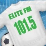 Logo da emissora Radio Elite 101.5 FM