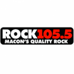 Logo da emissora Radio WROK-FM 105.5