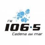 Logo da emissora Radio Cadena del Mar 106.5 FM