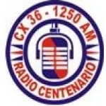 Logo da emissora Radio Centenario 1250 AM