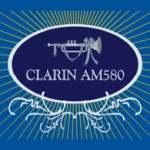 Logo da emissora Radio Clarin 580 AM