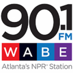 Logo da emissora Radio WABE 90.1 FM