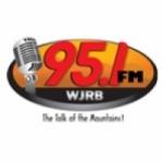 Logo da emissora WJRB- 95.1 FM