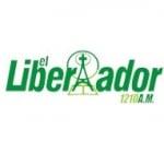 Logo da emissora Radio El Libertador 1210 AM