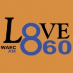 Logo da emissora WAEC 860 AM Love