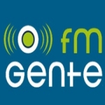 Logo da emissora Radio Gente 107.1 FM