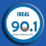 Logo da emissora Radio Ideal 90.1 FM