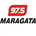 Logo da emissora Radio Maragata 97.5 FM