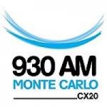 Logo da emissora Radio Monte Carlo AM 930