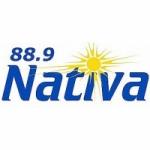 Logo da emissora Radio Nativa 88.9 FM