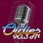 Logo da emissora Radio Oldies 90.3 FM