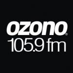 Logo da emissora Radio Ozono 104.9 FM