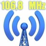 Logo da emissora Radio Brezje 90.8 FM