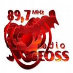Logo da emissora Radio Geoss 89.7 FM