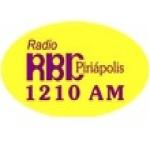 Logo da emissora Radio RBC del Este 1210 AM