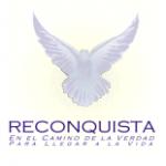 Logo da emissora Radio Reconquista 1220 AM