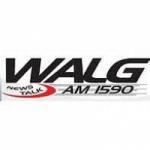 Logo da emissora Radio WALG 1590 AM